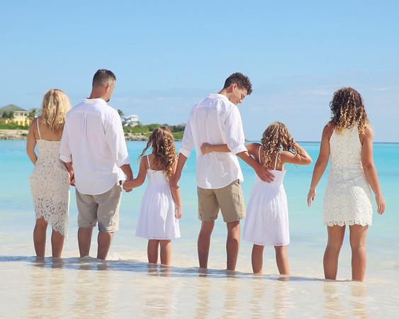 The Ferro Family | Vacation Session | Grand Isle Resort - Exuma, Bahamas.