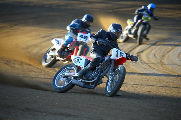 2017 AMA  Vintage Dirt Track National Championship Series: Ashland