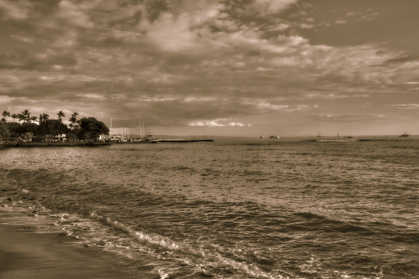 Photo Art Sepia