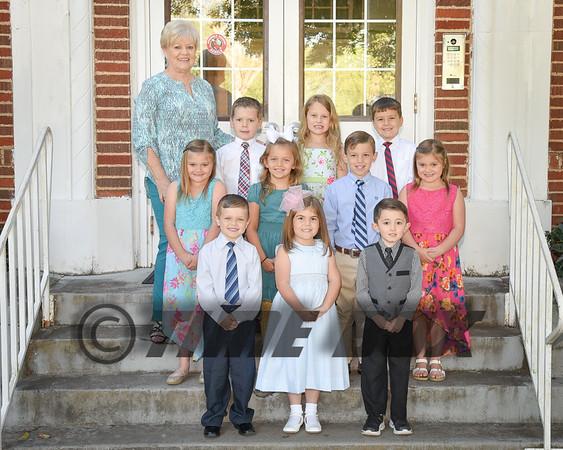 Riverdale Kindergarten Cap and Gown 2017