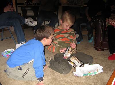 2006-12-27 Kent's 9th Birthday