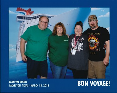 Cruise 19 W. Caribbean - Carnival Breeze