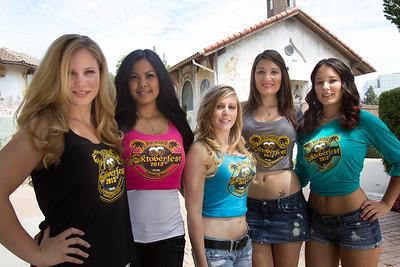 Shot Girls & T-Shirts