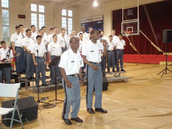 Cadets in Concert