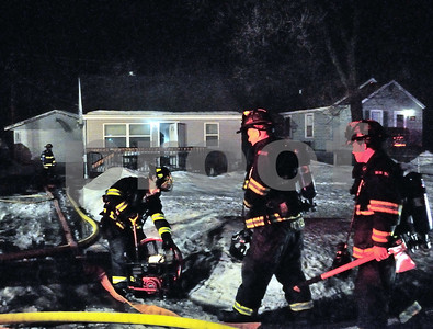 307 N LILLY LAKE RD HOUSE FIRE LAKEMOORE IL