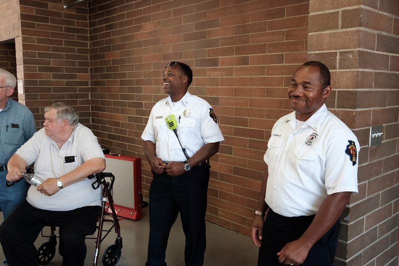 New Rockford Fire Station 7 Open House