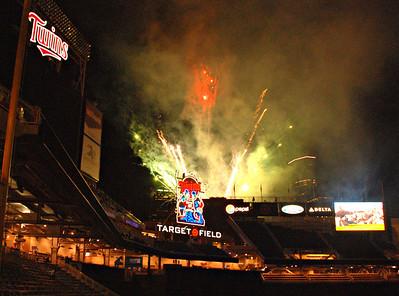 2013 05 31: MN Twins v Seattle Mariners, Target Field, Seattle wins 3-0