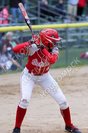 North Attleboro-Silver Lake Softball - 06-08-17