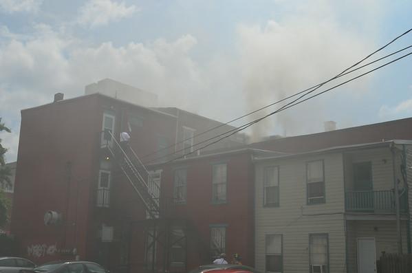 7/11/14 - Harrisburg, PA - N. 3rd St