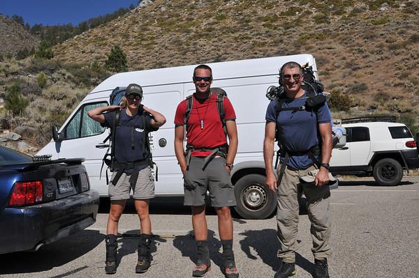 Norman Clyde Peak Sept 16-18, 2010