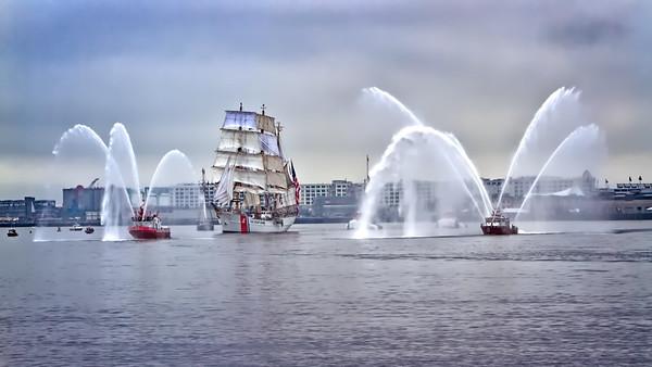 Boston MA Tall Ships