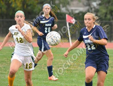 Franklin - KP Girls Soccer 9-29-14