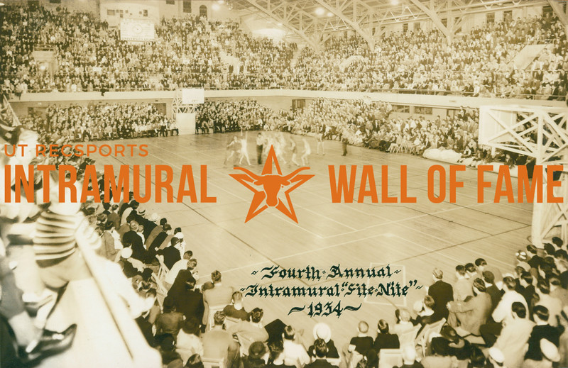 INTRAMURAL FITE NITE Fourth Annual  1934