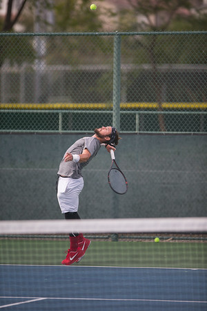 Men's Tennis - APU vs Youngstown State