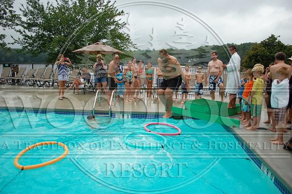 August 1 - Pool Games