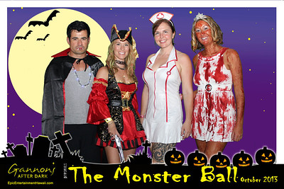 Gannon's Monster Ball 2013