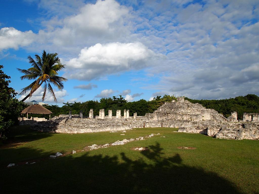 El Rey - Best Mayan Ruins in Mexico