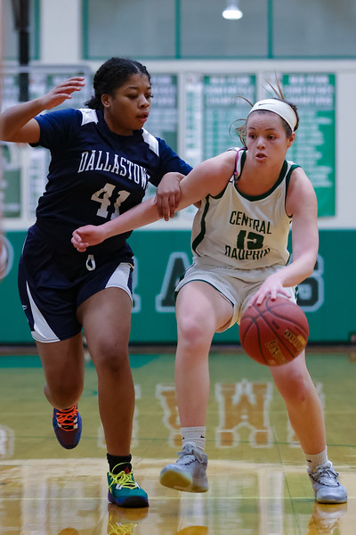 PIAA District 3 Playoffs (Quarterfinals) | Central Dauphin vs. Dallastown | February 20, 2020