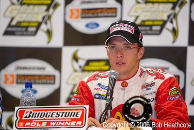 2006 San Jose Grand Prix Saturday