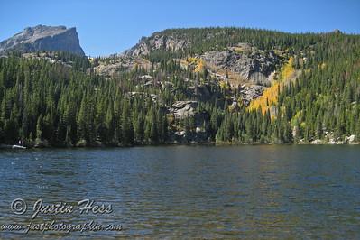 Bierstadt Fall Color Hike 9-25-2010