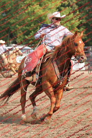 Bucking Horses  (RD 1 & 2)