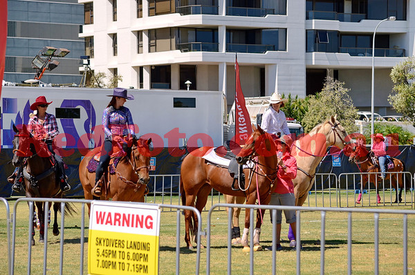 2014 01 2 Rodeofest Barrels by the River Australia Day Michelle