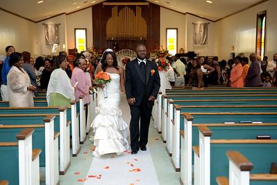 Taneshia & Fredrick - Ceremony