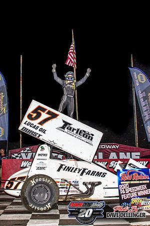 Grandview Speedway - 6/30/2020 - Dave Dellinger