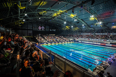 Swimming World Cup Eindhoven 2018