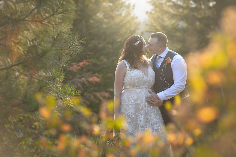 Chad & Jessica - Elopement