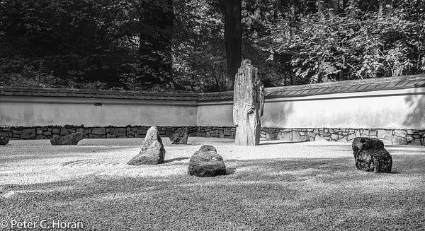 Portland's Zen Garden