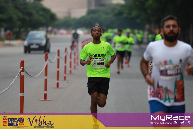 The Dream Mile 2017
