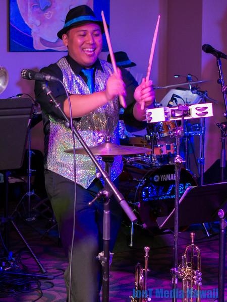 Funkshun at The Park, Lotus Honolulu 7-5-2014