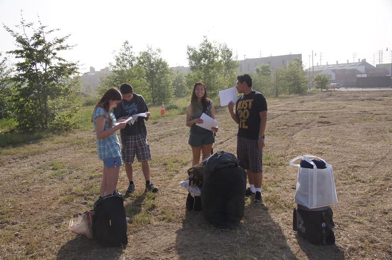 Camping - Eco-Interns