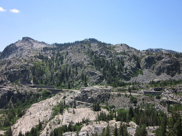 DONNER SUMMIT: AUGUST 7-8, 2010