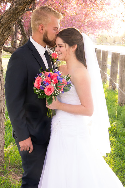 Jackson and Kalee Bridals