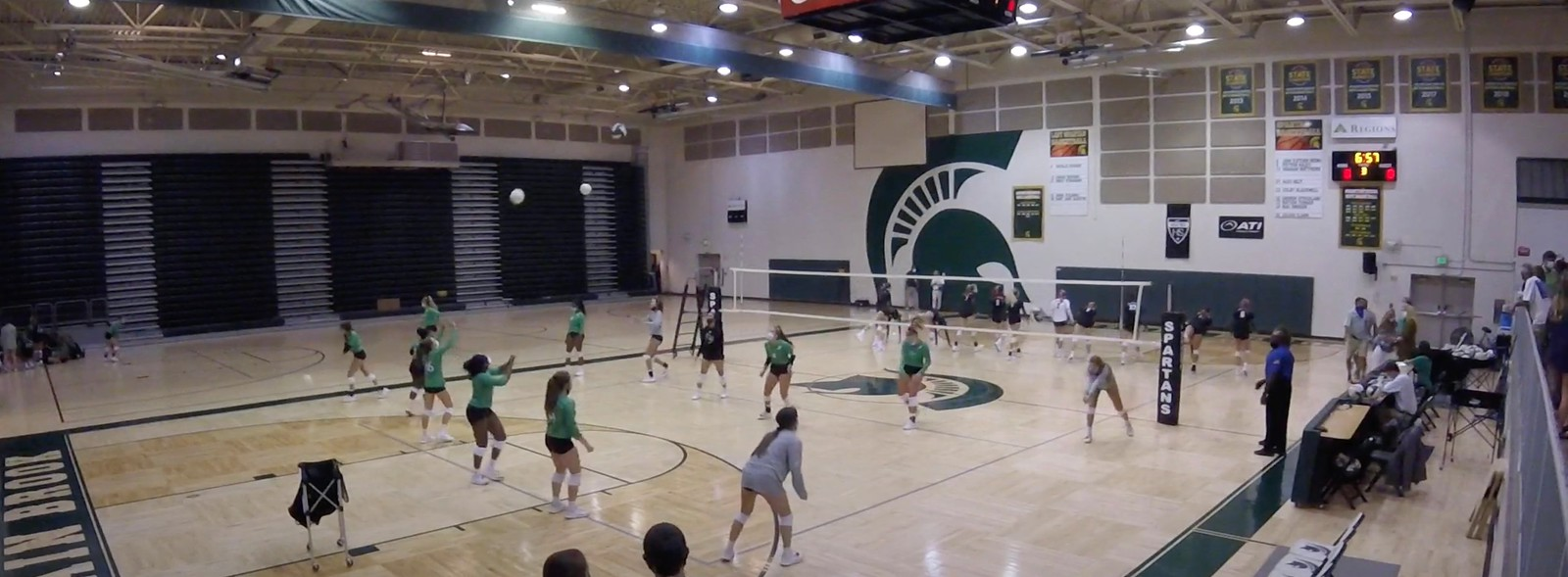 🏐 John Carroll Catholic VS Mountain Brook | Varsity |Video