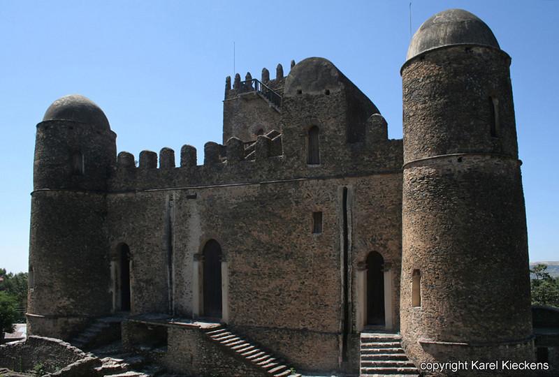 24.Gondar.kasteel van Fasiladas.jpg