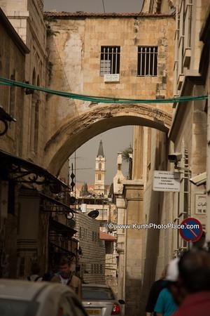 Jerusalem - Eche Homo Arch