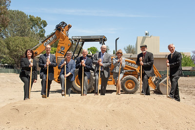 Student Services Building Groundbreaking & Public Safety Building Grand Opening