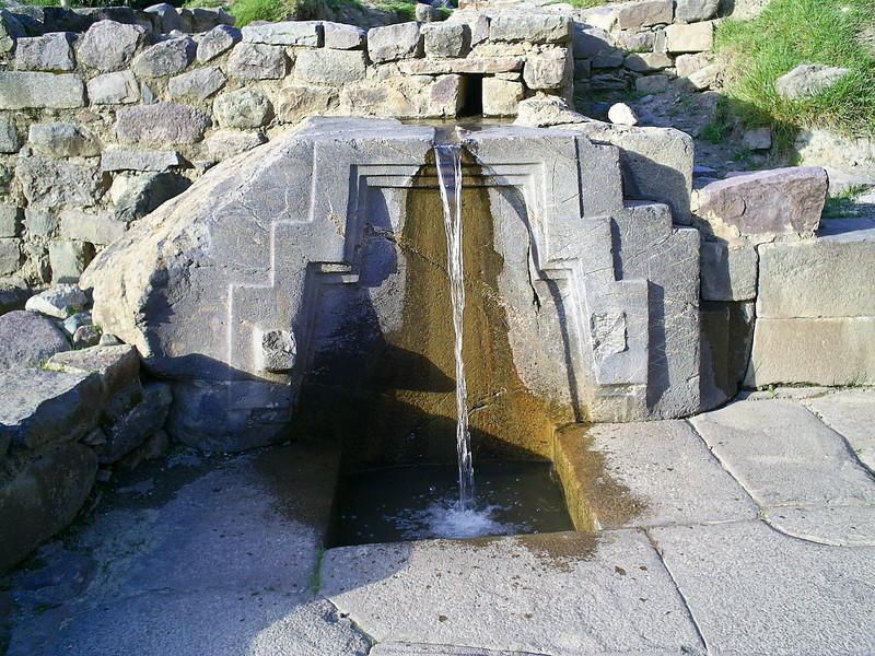 Дорогой инков. Ольянтайтамбо место крещения