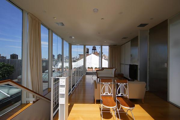 SoHo Rooftop Studio, NYC