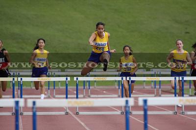 040310 Womens 300 Hurdles
