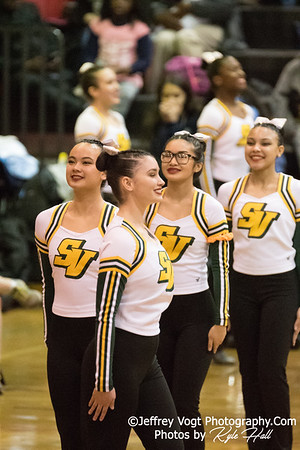 2/3/2018 Seneca Valley HS at MCPS County Poms Championship Blair HS Division 3, Photos by Jeffrey Vogt Photography with Kyle Hall