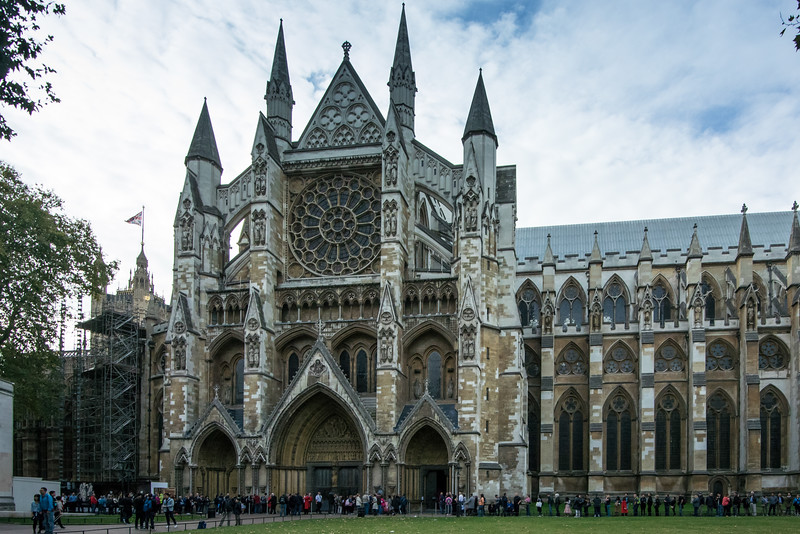 Monday, September 26 - Westminster Abbey
