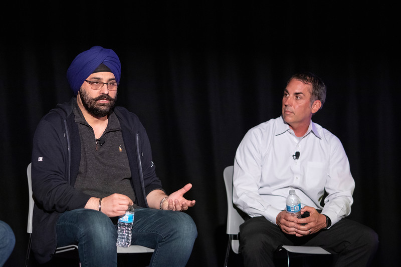 #VBTransform @VentureBeat  PD Singh, Vice President of AI, UiPath & Brian Bond, VP of Consumer & Small Business Repair of CenturyLink Moderator: Saurabh Gupta, Chief Strategy Officer, HfS Research