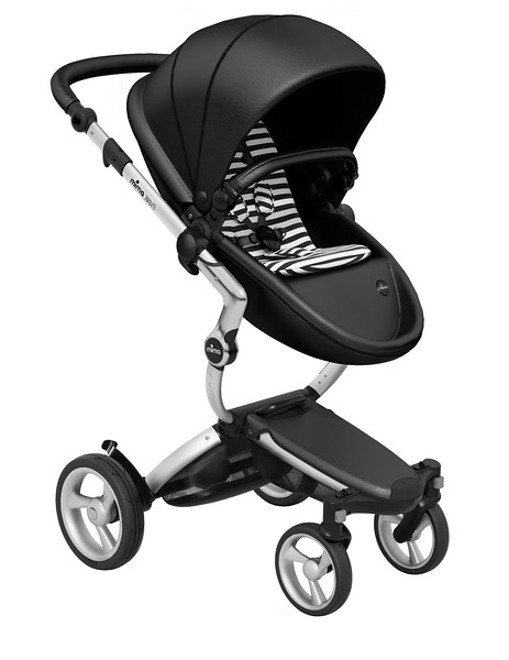 Mima_Xari_Product_Shot_Black_Flair_Aluminium_Chassis_Black_And_White_Stripe_Seat_Pod.jpg