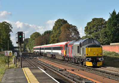 Trains October/November 2016