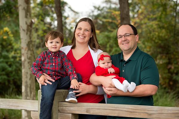 2015-11-25 Poole Family Portraits