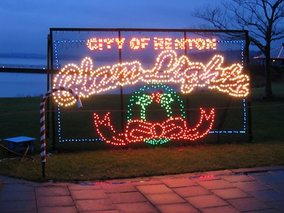 City of Renton - Clam Lights
